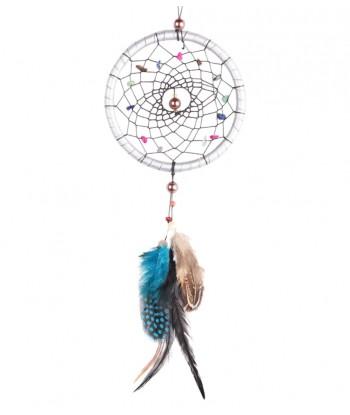 Attrape rêves avec plumes...